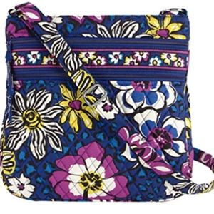 Factory Style Triple Zip Hipster - AFRICAN VIOLET